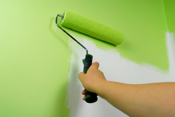 jak vymalovat zeď