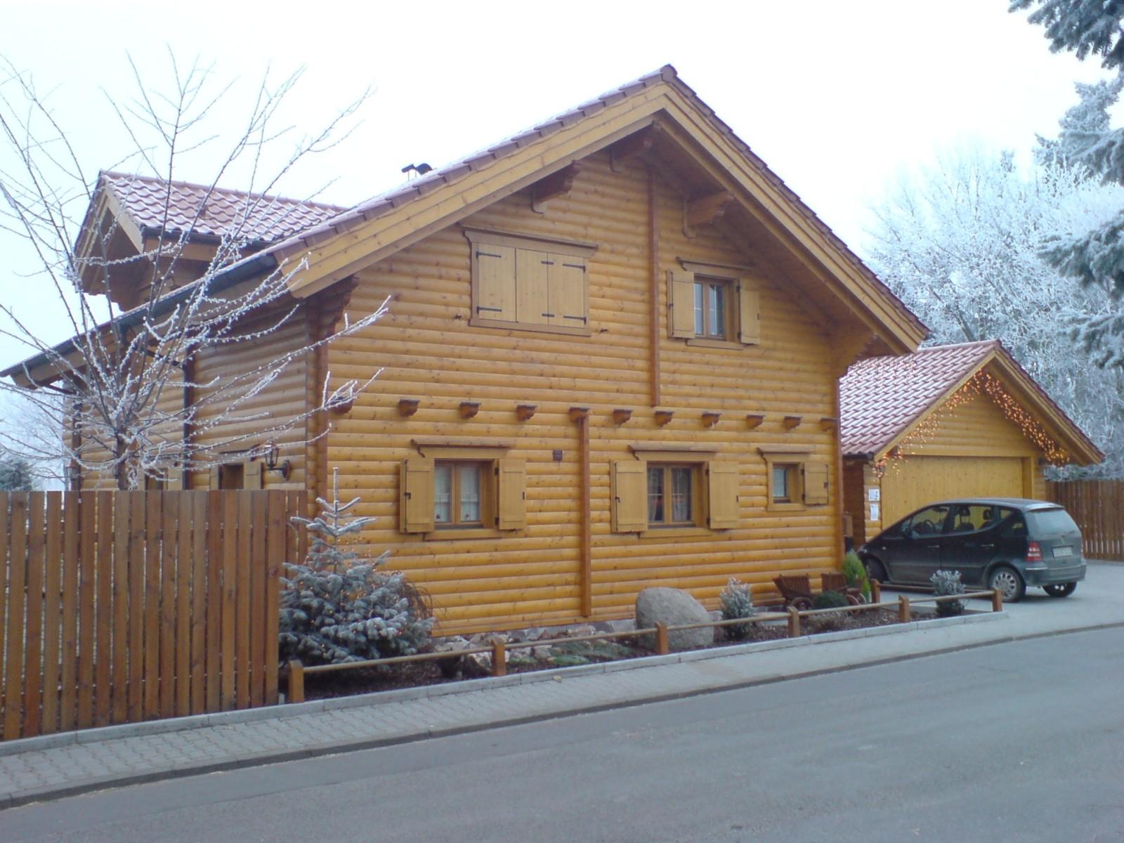 typy dřevostaveb