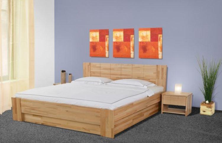 polohovací postel