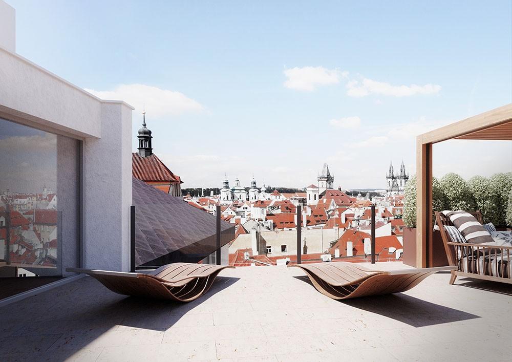 luxusní byty v Praze