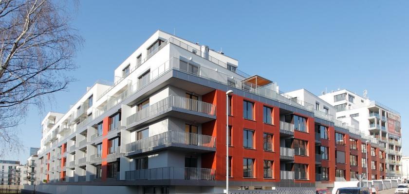 bydlení v Praze novostavby