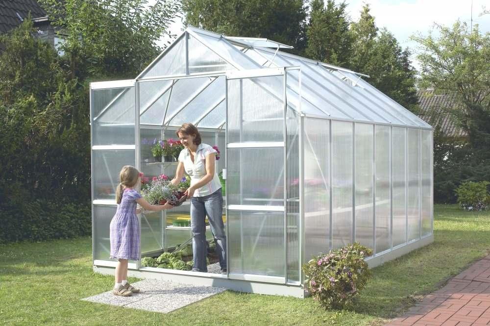 jaký vybrat skleník