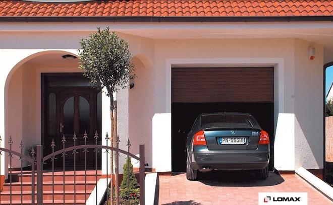 garážové vrata lomax