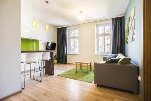 jak uspořádat malý byt