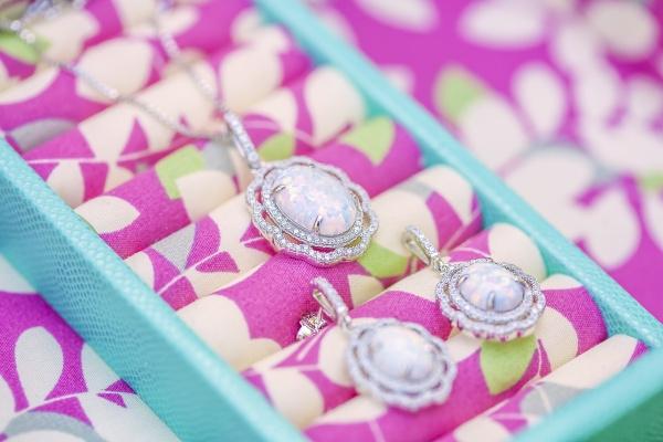 šperky v domácnosti
