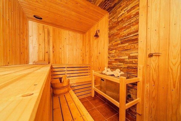 domácí fínská sauna