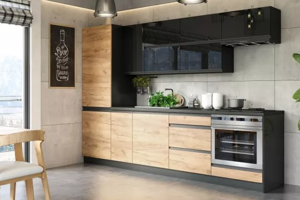 Blokové kuchyně