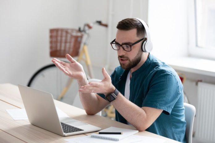 online schůze