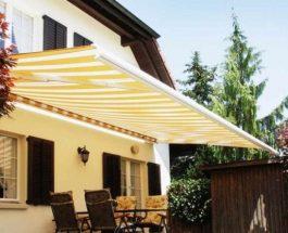 Vytvořte příjemný stín nejenom na vaší terase
