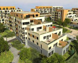 Novostavby a developerské projekty v Praze nabízí široký výběr.