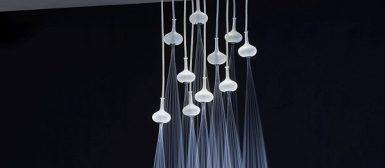 Luxusní sprchová hlavice FIMA Carlo Frattini