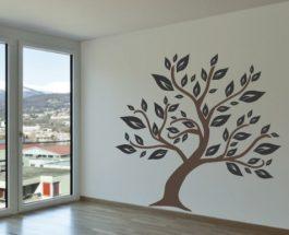 Změňte svůj interiér k nepoznání. Samolepky na zeď