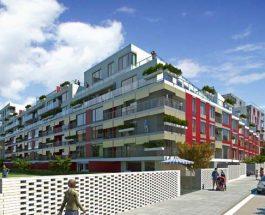 Bydlení v centru Prahy, investice do rezidenčního projektu se vyplatí.
