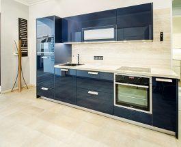 Moderní kuchyně na míru nabízí pražské kuchyňské studio HVT