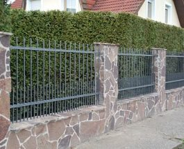 Kovové ploty – elegance domu