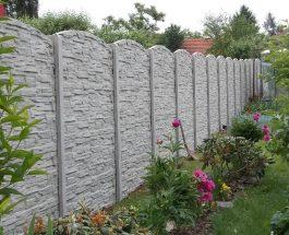 Vyberte praktický a designový plot