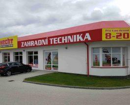 Inovativní česká firma HECHT otevřela svou 23. prodejnu