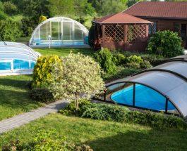 Zapuštěný bazén se stane přirozenou součástí vaší zahrady