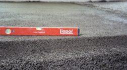 Rekonstruujte podlahy s lehkým betonem