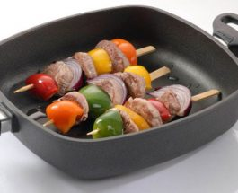 Kvalitní jídlo vyžaduje nejenom kvalitní nádobí