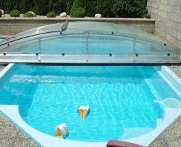 Zastřešení bazénu prodlužuje plaveckou sezonu a šetří peněženku