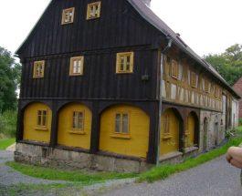 Podstávkový dům Raspenava – muzeum tradice