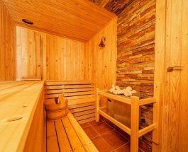 Horká tradice do rodinného domu – domácí finská sauna
