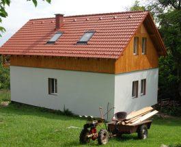 Montované dřevostavby Obelix