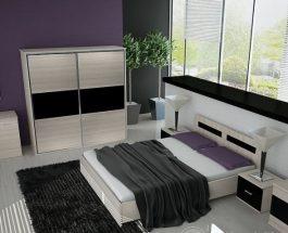 Vybavení ložnice pro klidný spánek