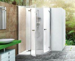 Kvalitní sprchový kout Roltechnik
