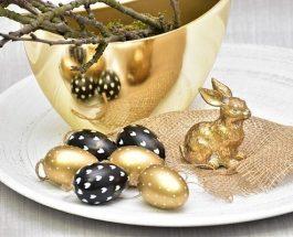 Velikonoční dekorace pro letošní rok jsou opravdu exkluzivní. Tyhle musíte mít