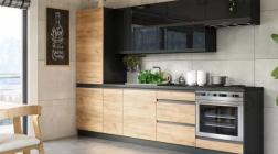 Blokové kuchyně si můžete sestavit dle sebe