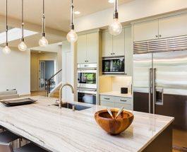 3 možnosti využití kuchyňského ostrůvku