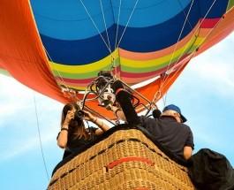 Zpříjemněte si začátek podzimu letem v balónu