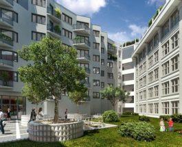 Moderní bydlení vPraze