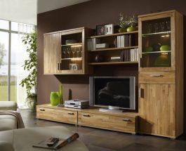 Nábytek z masivu pro kvalitní bydlení