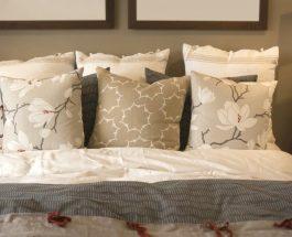 Dekorační prvek na váš gauč i do ložnice? Polštářek.