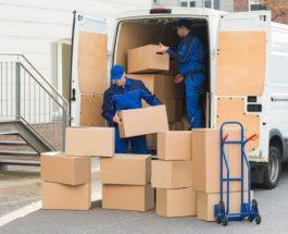 Jak odeslat balíček pomocí přepravní služby