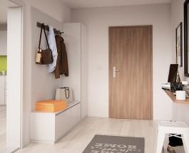 Bezpečnostní a protipožární dveře oceníte i v domácnosti