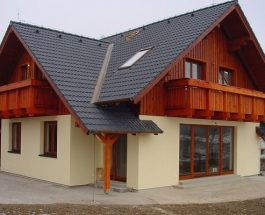 Stavba a rekonstrukce domů v rukou profesionálů