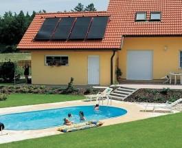 4 účinné metody ohřevu pro zahradní bazény