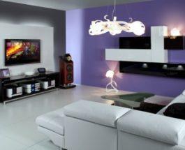 Proměňte interiér obývacího pokoje designovou televizní stěnou