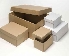 Kartonové krabice ukládací i stěhovací