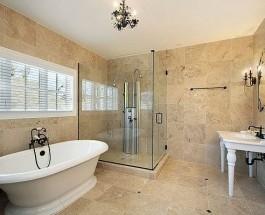 Co je lepší, sprcha nebo vana?