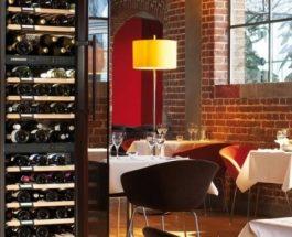 Domácí vinotéky v interiéru – skvělá součást moderních bytů