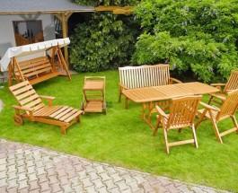 Zahradní sestavy za výhodné ceny