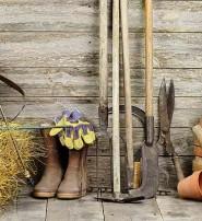 Bez zahradního nářadí se neobejdete