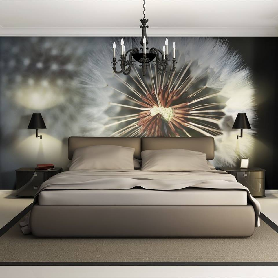 Nejkr sn j 3d tapety na ze kter budete cht t blog for Wandtapete fur schlafzimmer
